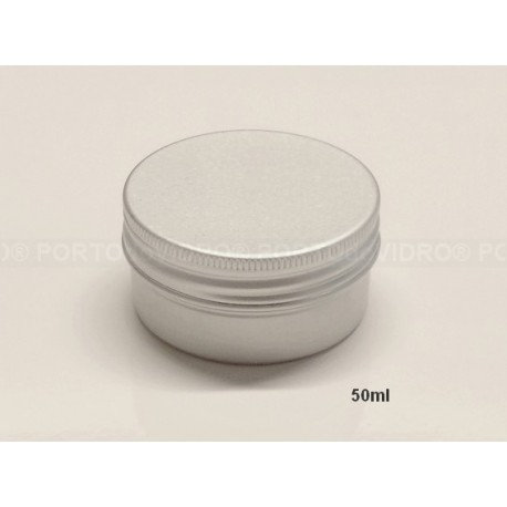 Embalagem em Alumínio 50ml