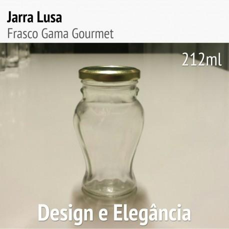 Frasco Jarra Lusa 212ml