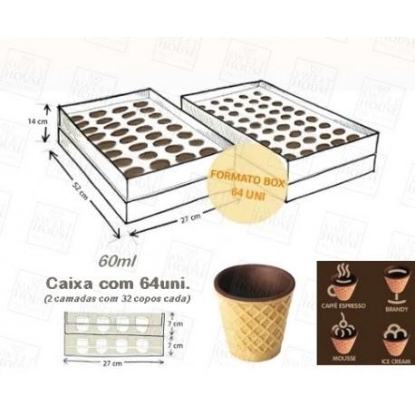 Copos de Baunilha com Chocolate 60ml