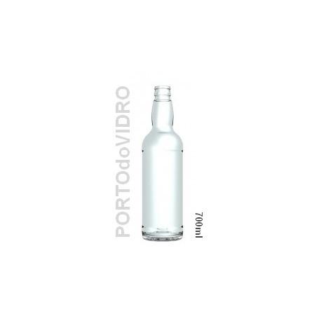 Garrafa para Licor e Bebidas Espirituosas 1L (para cápsula Guala)