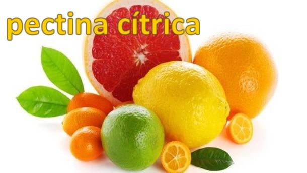 Pectina Cítrica