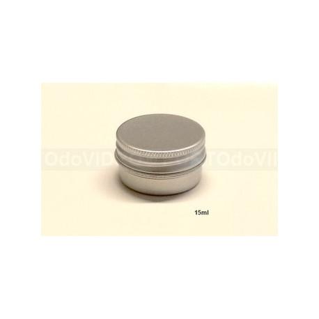 Embalagem em ALumínio 15ml