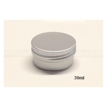 Embalagem em Alumínio 30ml