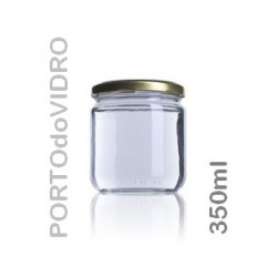 Boião Redondo 350ml